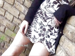 Callies public nudity ... video
