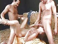 WinPorn Movie:Petite brunette coed gets take...