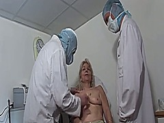 Tube8 Movie:Granny & young fist anal gyno