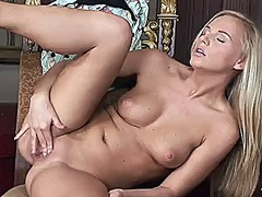 PinkRod Movie:Saucy honey cant stop touching...