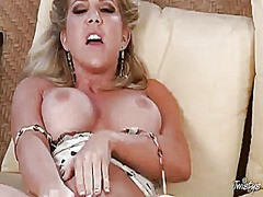 Hotshame Movie:Ainsley addison with massive b...