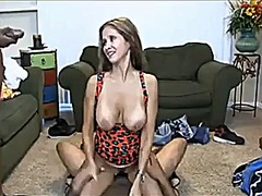 Lady enjoy 3 bbc video
