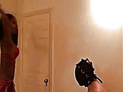 Femdom face whipping faceslapping face slapping