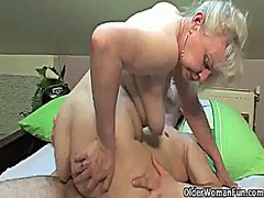Xhamster Movie:Grandma will make you crave he...