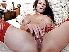 Thumb: Wife with large pussy ...