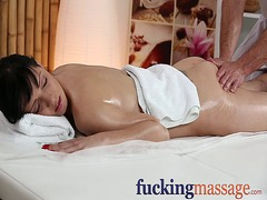 Massage rooms petite w... from Xhamster