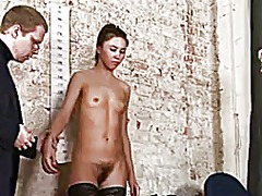 Kinky job test for young s... - 06:03