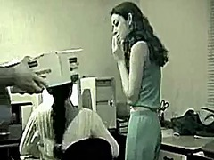 Office lesb fun - 09:14