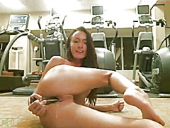 Public play webcam in gym