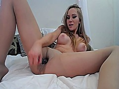 Thumb: Squirting through my p...