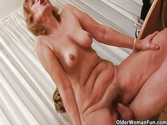 Unload your cock on grandma - 13:26