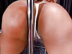 Thumb: Bubble butt latina str...