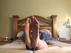 Private Home Clips Movie:Revenge of the Barefoot MILFie...