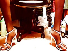 Private Home Clips Movie:Heels and Upskirts - 6