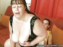 pov, granny, mature, big