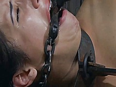 Ah-Me Movie:Gal is caged up with her sexy ...