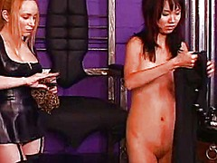Xhamster Movie:Lystra getting ready for a bds...