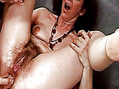 mature, hungarian, orgasm, facial