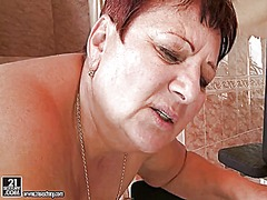 Tube8 - Old and young lesbian