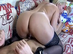Russia mature woman ha... video