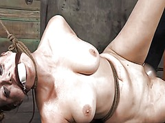 Clamped up hottie is r... preview