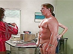 Xhamster Movie:Guy bends over for ass smacking