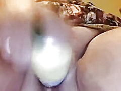 Private Home Clips Movie:Filling cunt