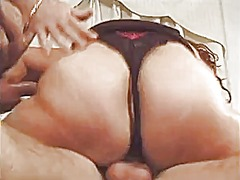 Xhamster Movie:British milf in stockings with...