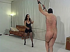 Brutal whipping by ita... video