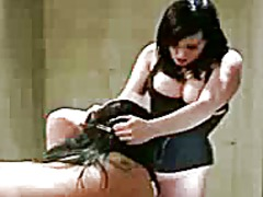Xhamster Movie:Femdom lesbian domination and ...