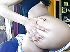 Thumb: Webcam tease show