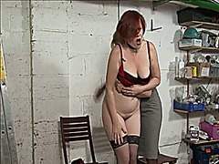 Xhamster Movie:Spanked in the basement