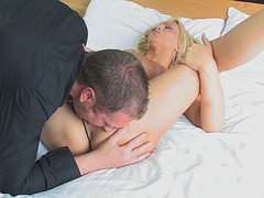 hardcore, oral, older, blonde
