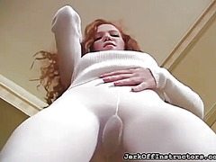 Ah-Me Movie:Babe with knockers shows astou...