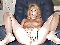 Private Home Clips Movie:Taut body fit aged widening he...