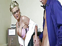Secretary gets naughty video