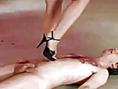 AlotPorn Movie:Redheaded femdom torments and ...