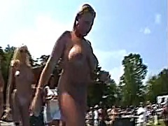 Private Home Clips Movie:Spring break undressed contest