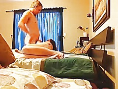 Private Home Clips Movie:MILF and stud