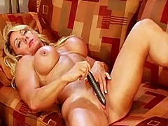 Xhamster Movie:Blonde big tits bodybuilder