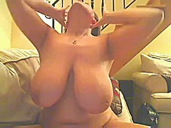 Huge knockers-webcam - Xhamster