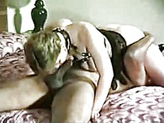 Thumbmail - Home Clip of White Wif...