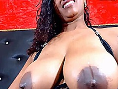 Big black milk filled ... - Xhamster