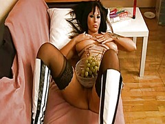 PornerBros - Stacked up hot chick d...