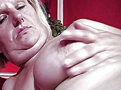 Big mature lady alone - Xhamster
