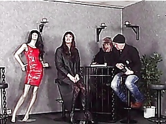 German skinny sissy in... video