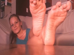 Private Home Clips Movie:Watch my soles 2