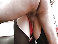 milf, squirting, threesome, squirt