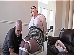 mature, bdsm, bondage, stockings