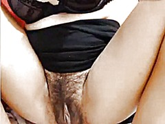 See: Girl spreads lips of h...
